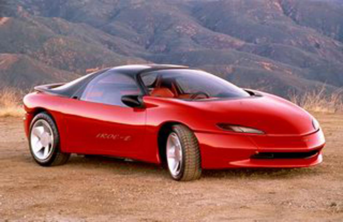 Lt1 Camaro 1993 1997 The 4th Gen Concept Camaro Quot The