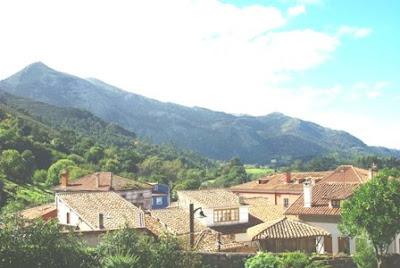 Caravia, Prado, vista general