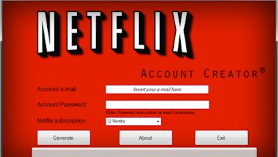 real free netflix accounts