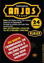 ANJOS FUNERÁRIA