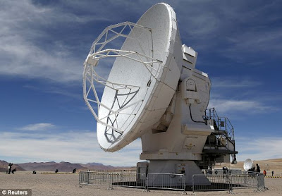 Observatorium Terbesar di Dunia