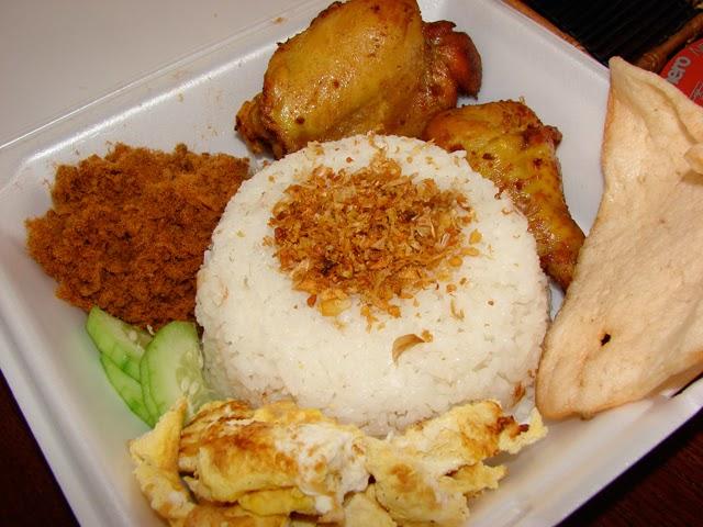 resep masakan nasi uduk