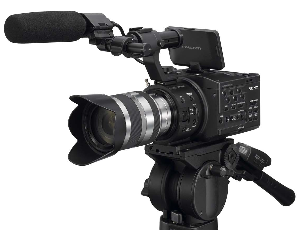 New Sony Super 35 FS100