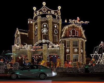 casa+navide%C3%B1a Imagenes de luces navideñas.