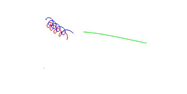 Exemple de simulation possible avec Scilab (problème des trois corps - éjection)