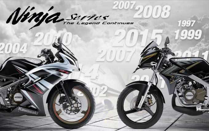 Penjualan Ninja 150 Masih Moncer - Tak Heran KMI Pusing Bukan Kepalang