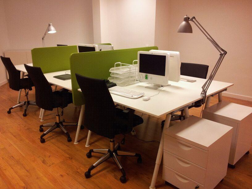 ETIMOE-ART diseño de OFICINAS: OFICINAS SCPF MADRID DECORADAS POR ...