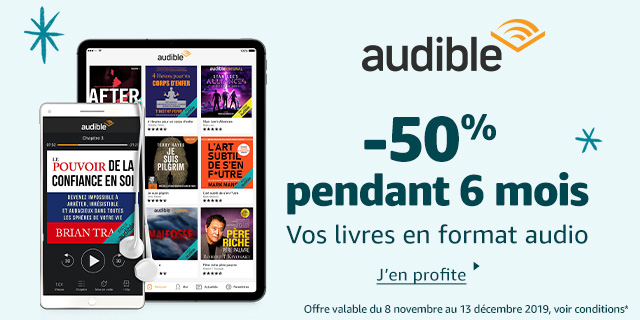Promo Audible