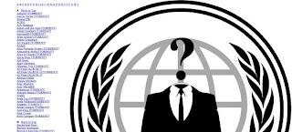 Zarpazo de Anonymous contra las compañías discográficas