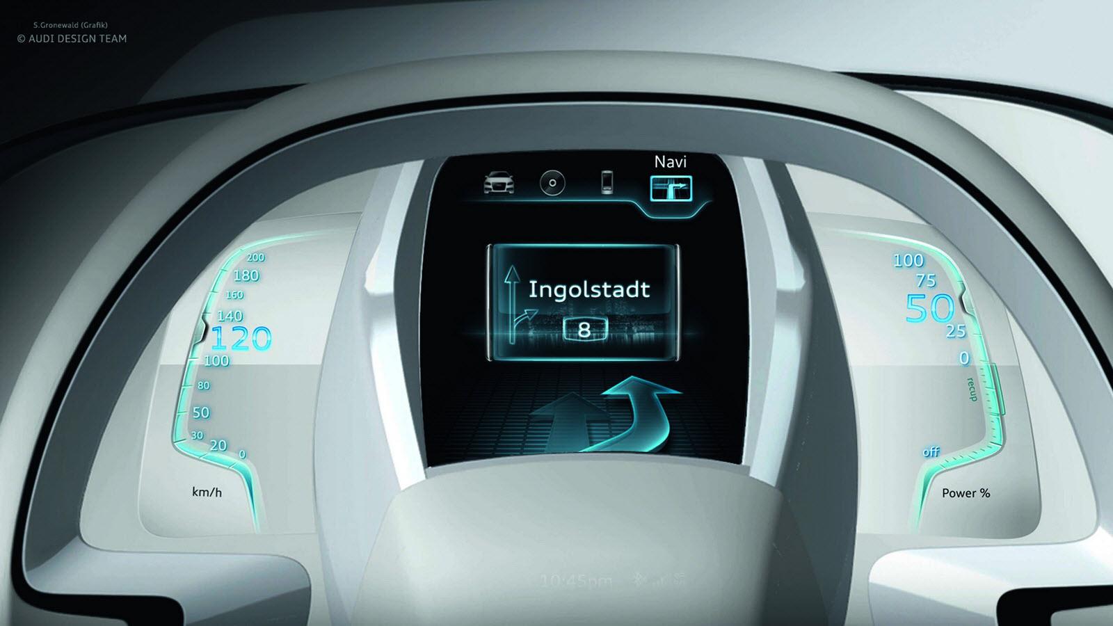 2010 Audi A2 Concept photo - 3