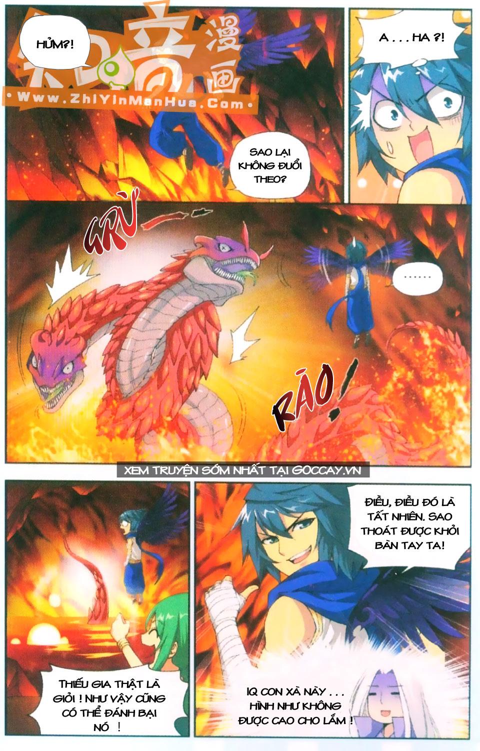 Đấu Phá Thương Khung chap 43 page 7 - IZTruyenTranh.com