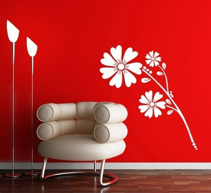New home designs latest home interior wall paint designs for Wall design with paint