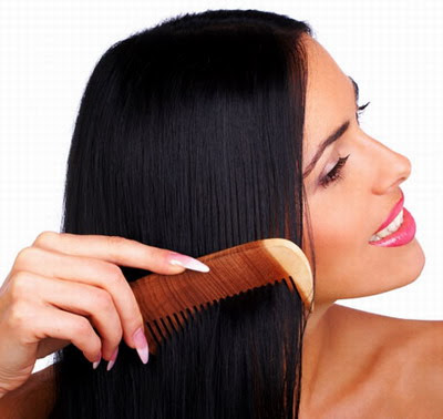 Masks to straighten hair naturally
