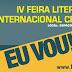 Vem aí a FLIC (Feira Literária Internacional Cristã) 2015