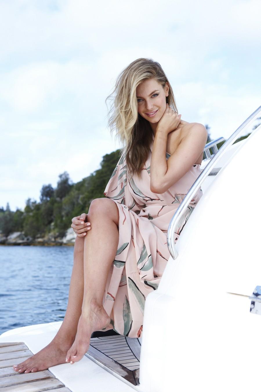 Jennifer Hawkins Photoshoot Gallery Guys Fashion Trends 2013