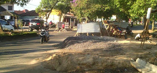 drainage system repair Lampung