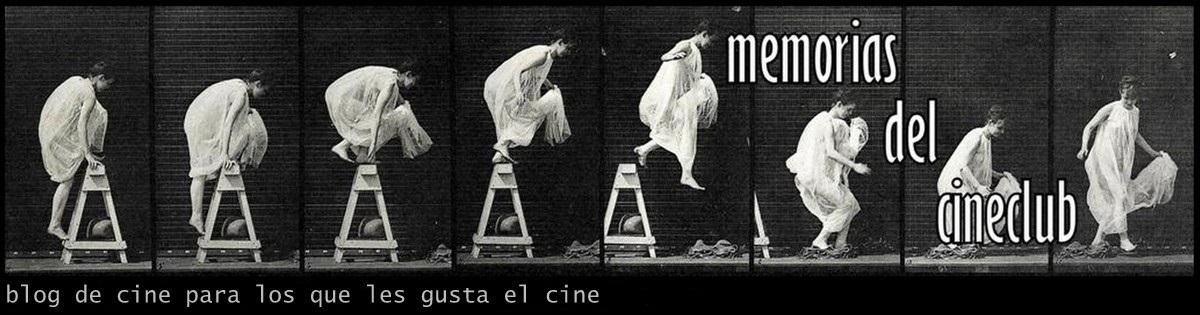Memorias del CineClub
