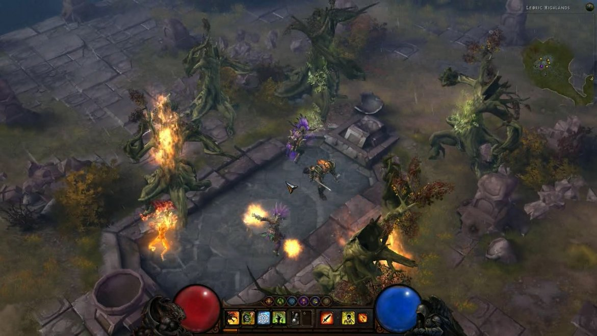 diablo 3  full version with crack
