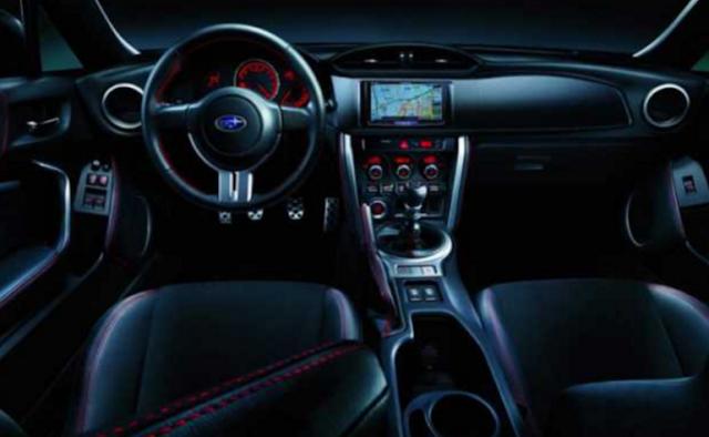 2017 Subaru BRZ STI