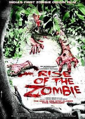 Rise Of The Zombie First Look Poster