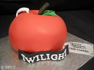 Twilight Birthday Cakes pictures