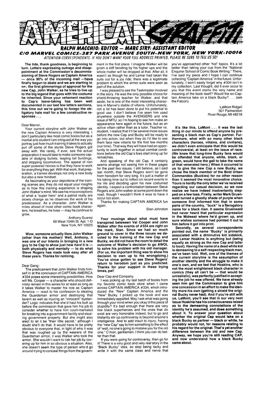 Captain America (1968) Issue #340 #270 - English 24