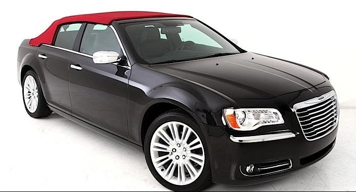 2013 chrysler 300 now convertible by nce video garage car. Black Bedroom Furniture Sets. Home Design Ideas