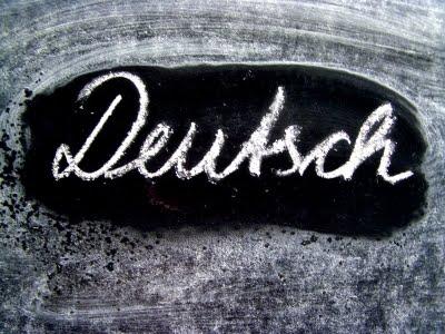 Deutsch ist super, Deutsch ist toll!