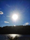 Badsjöar i Dalsland