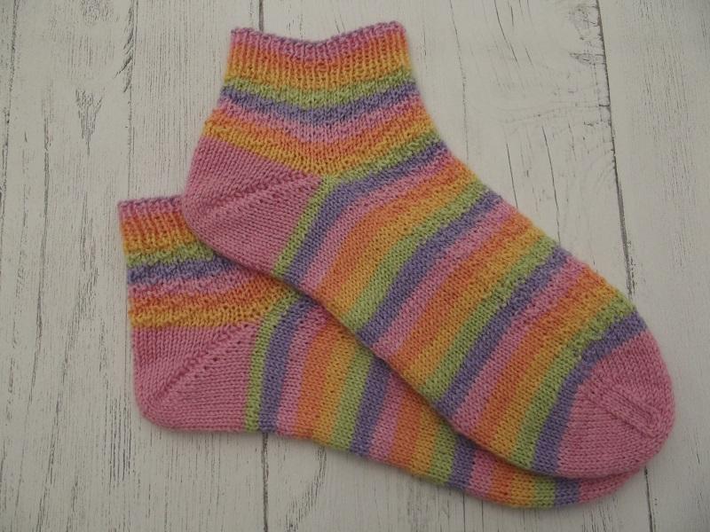 Hermione's Shortie Socks