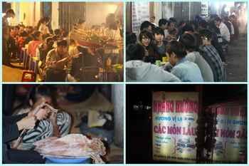 Điểm danh 4 phố đồ nướng nổi tiếng ở Hà Nội, ẩm thực, quan an binh dan, quan an ngon, mon ngon ha noi, ha noi am thuc, mon ngon dan da, diem an uong ngon