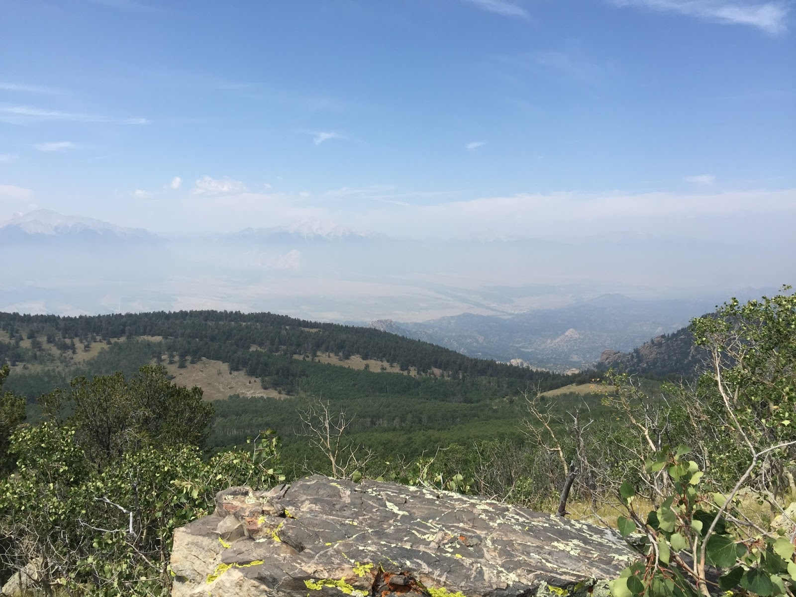 K 0 j q z aspen ridge summits on the air for Aspen ridge