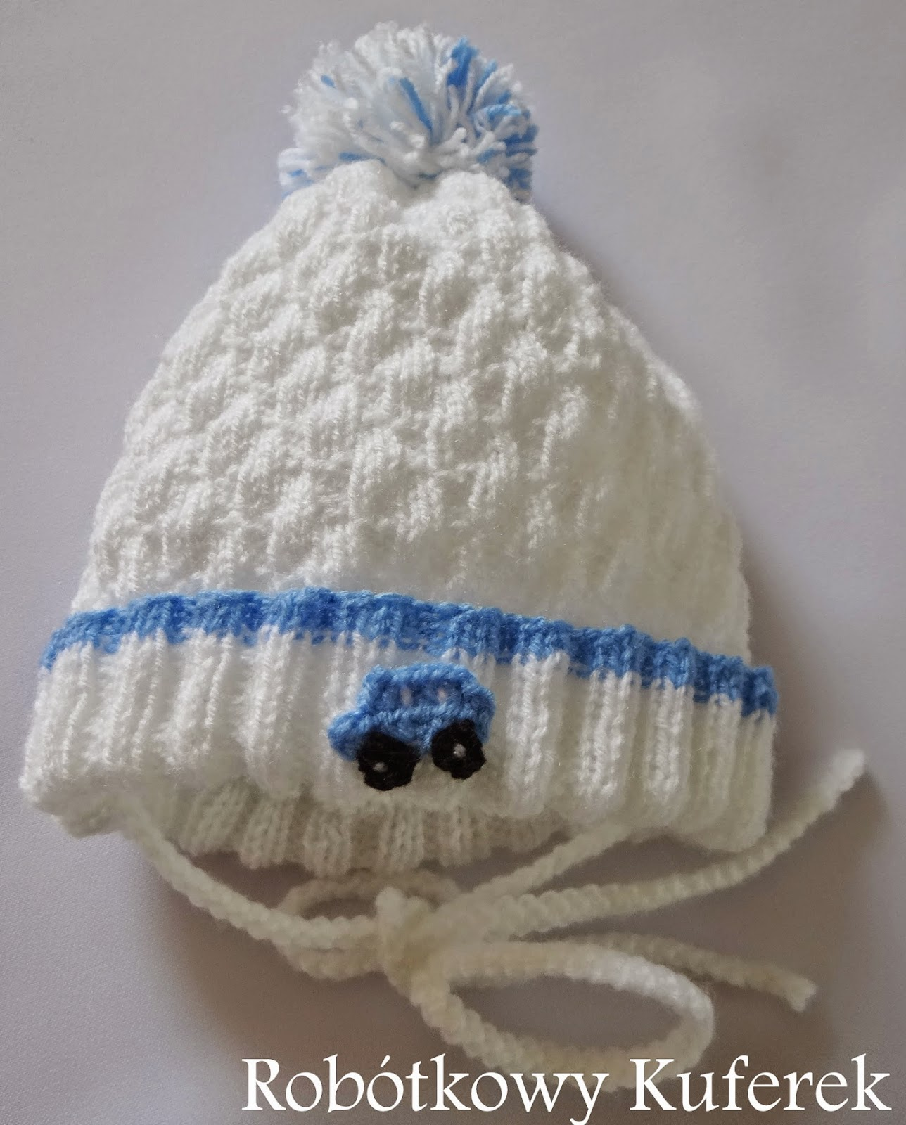czapeczka dla dziecka