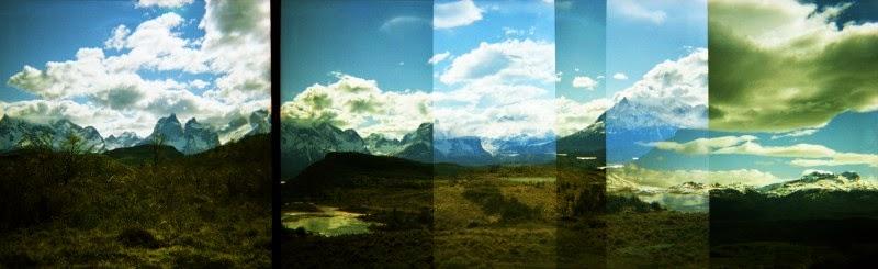 Landscape image shot by Irene Peña