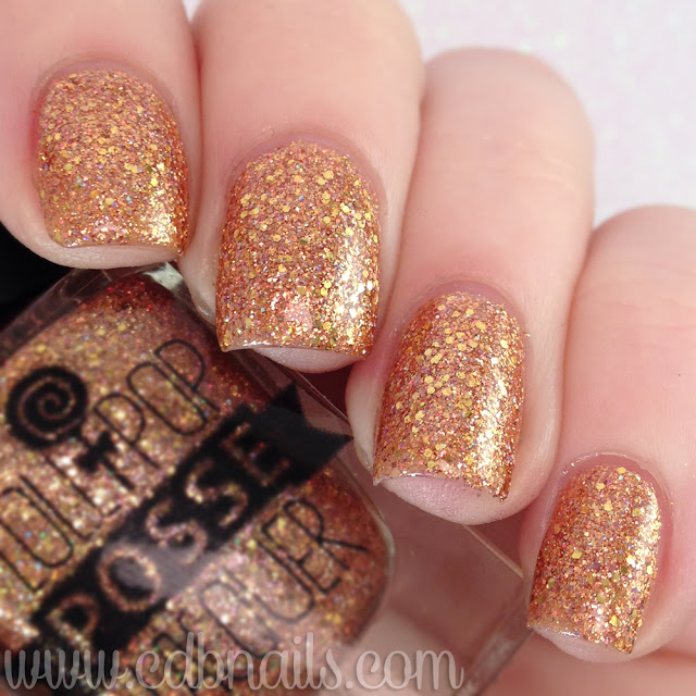 Lollipop Posse Lacquer-How Much Trouble Can They Be?
