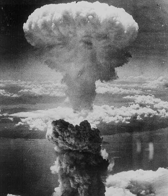 Superclass: Atomic Bomb In Hiroshima