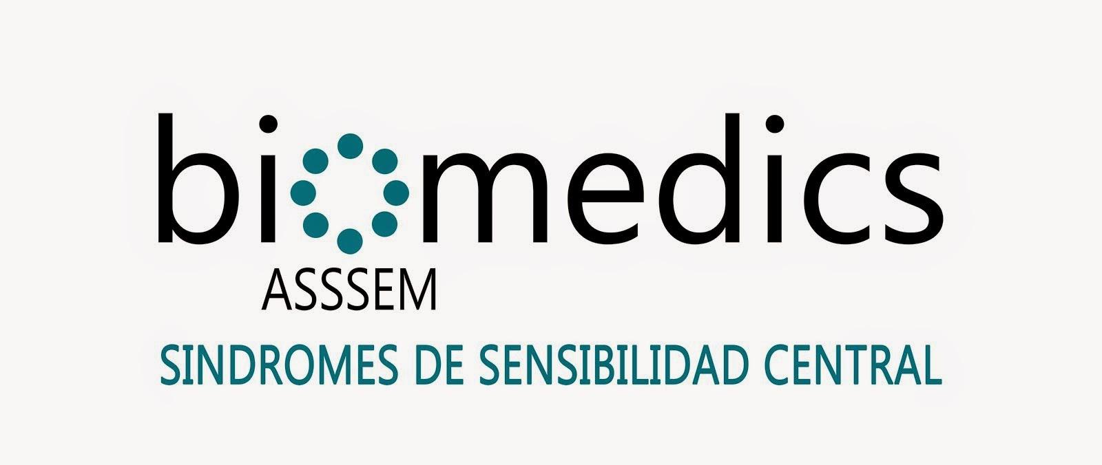 ASSSEMBiomédics, diagnóstico y tratamiento de los Síndromes de Sensibilidad Central.