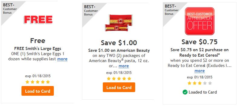 Smiths digital coupons login