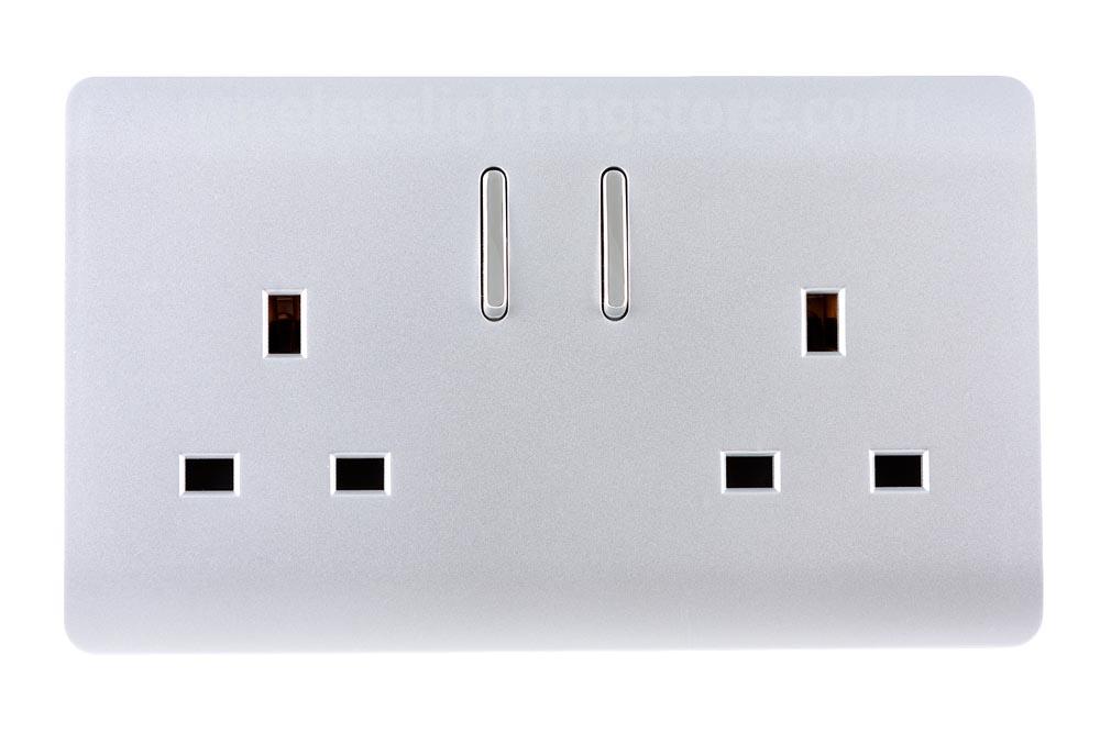 Wireless Lighting Store: Trendi Stylish Designer Plastic with Chrome ...