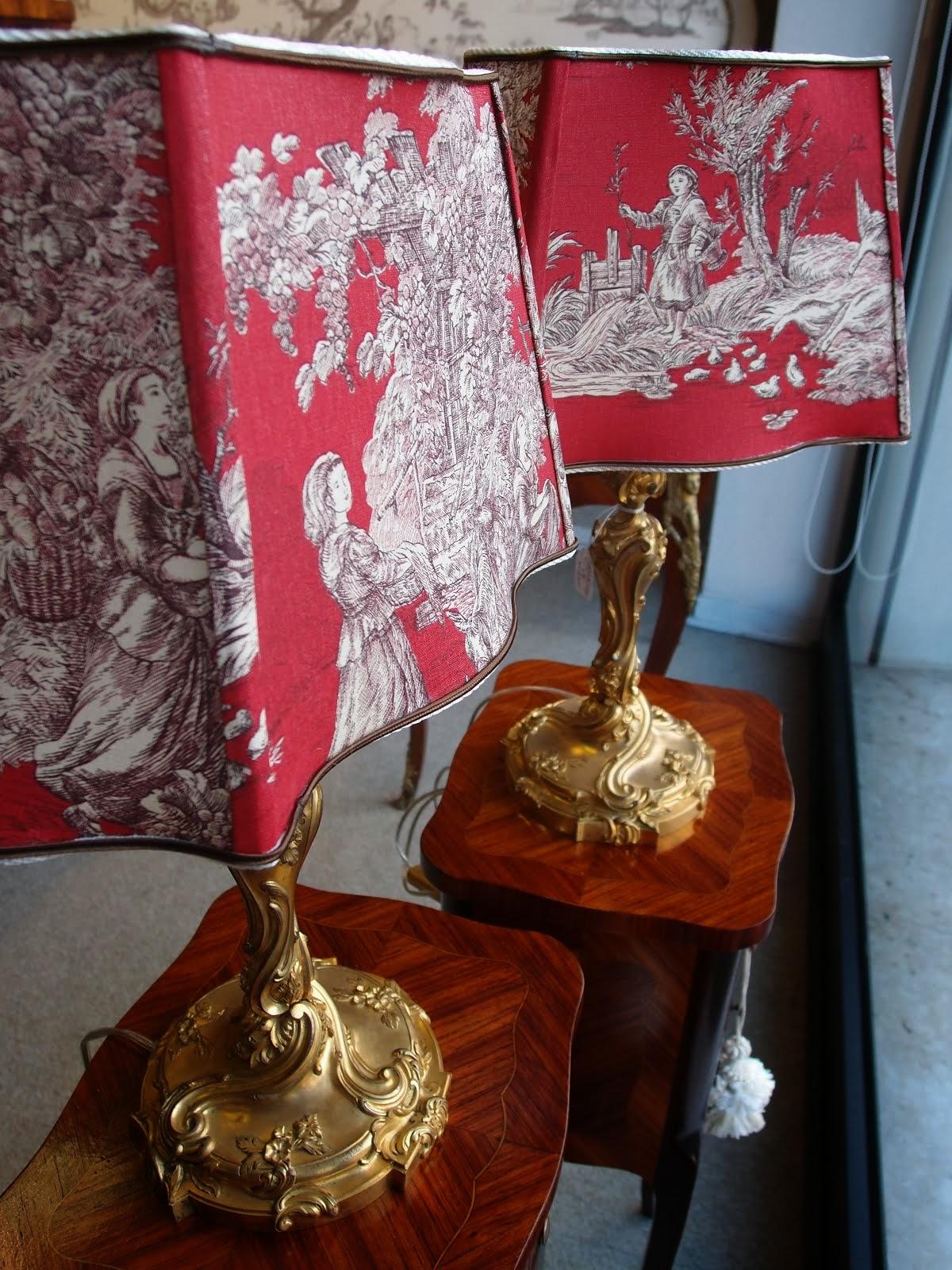 Lampade francesi antiche