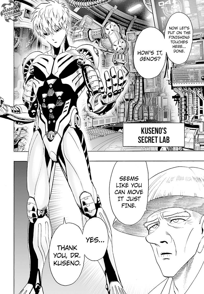 Onepunch-Man - Surrounded - 2