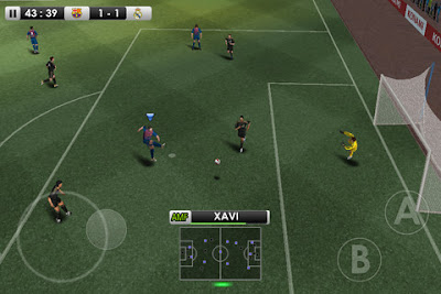 Game PES 2012 ( Pro Evolution Soccer ) untuk Android