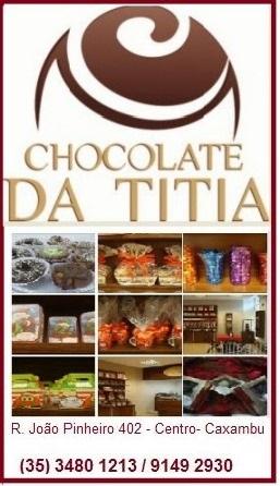 Chocolate da Titia