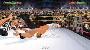Wrestling Revolution 3D Pro Apk MOD (Unlocked)