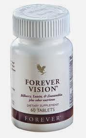 Forever Vision hỗ trợ về mắt