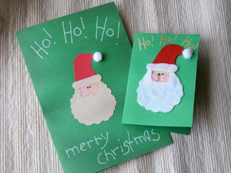 fina julkort barn