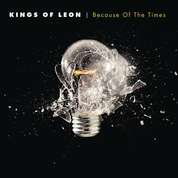 Kings of Leon - Because of the Times Cover