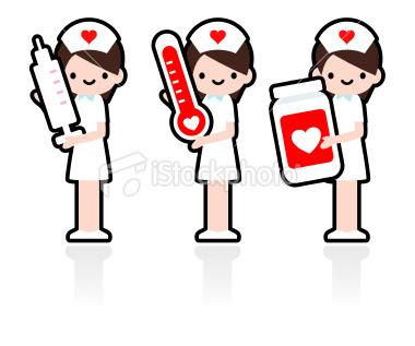 Cute Nurse Cartoon Ni laa sebenarnya nurse yang
