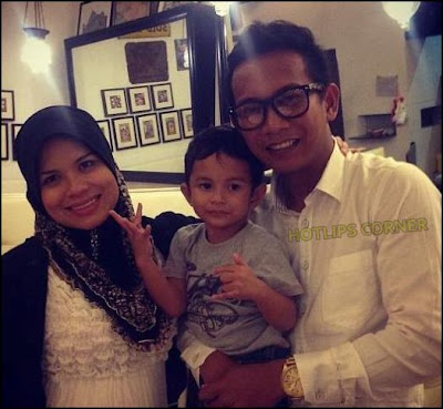 ajak2 Gambar Ajak Shiro Bersama Isteri & Anak