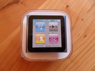 iPod nano im Test von Apple